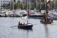 FOS Sea-scouts Lange Wapper op Water-rAnt